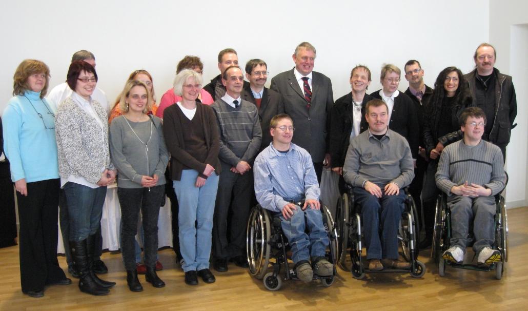 Foto Gründung der LAG WR NRW 2010
