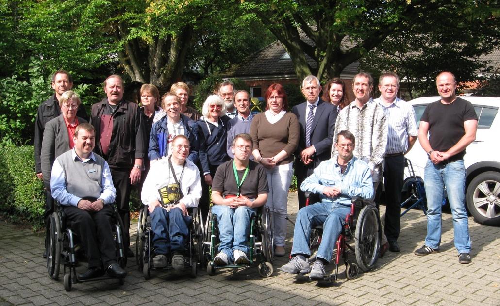 Behinderten-Beauftragter