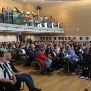 Foto WR-Konferenz Münster 2013