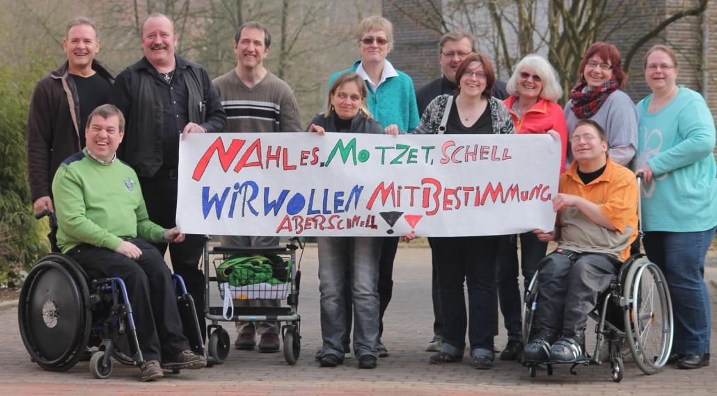 Foto Mitbestimmungskampagne