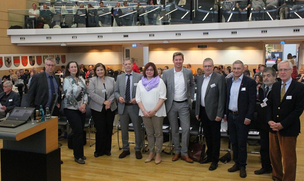 3. Werkstatträte-Konferenz in Münster